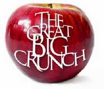 The Great Big Crunch on March 9th