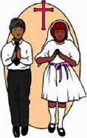 First Communion Mass: Sunday April 30th, 4:00 p.m.